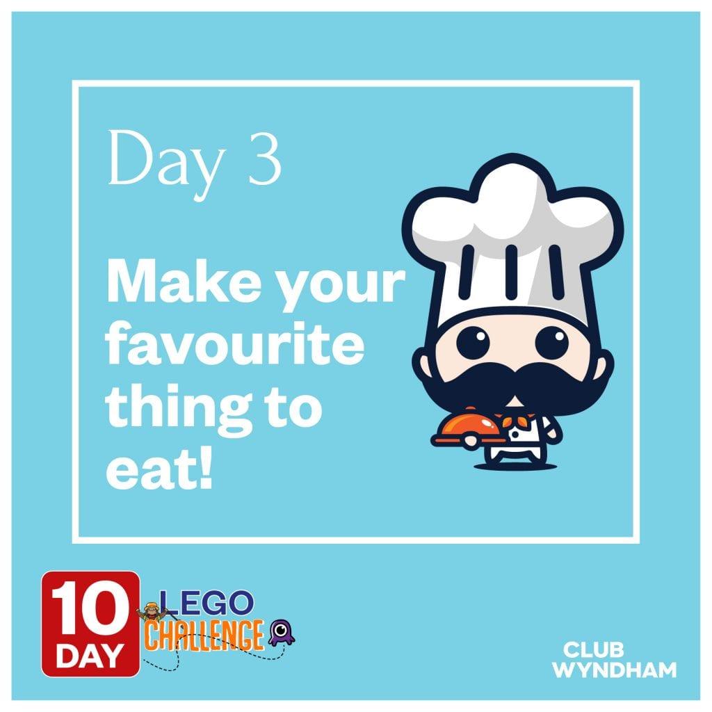 Day 3 Lego Challenge