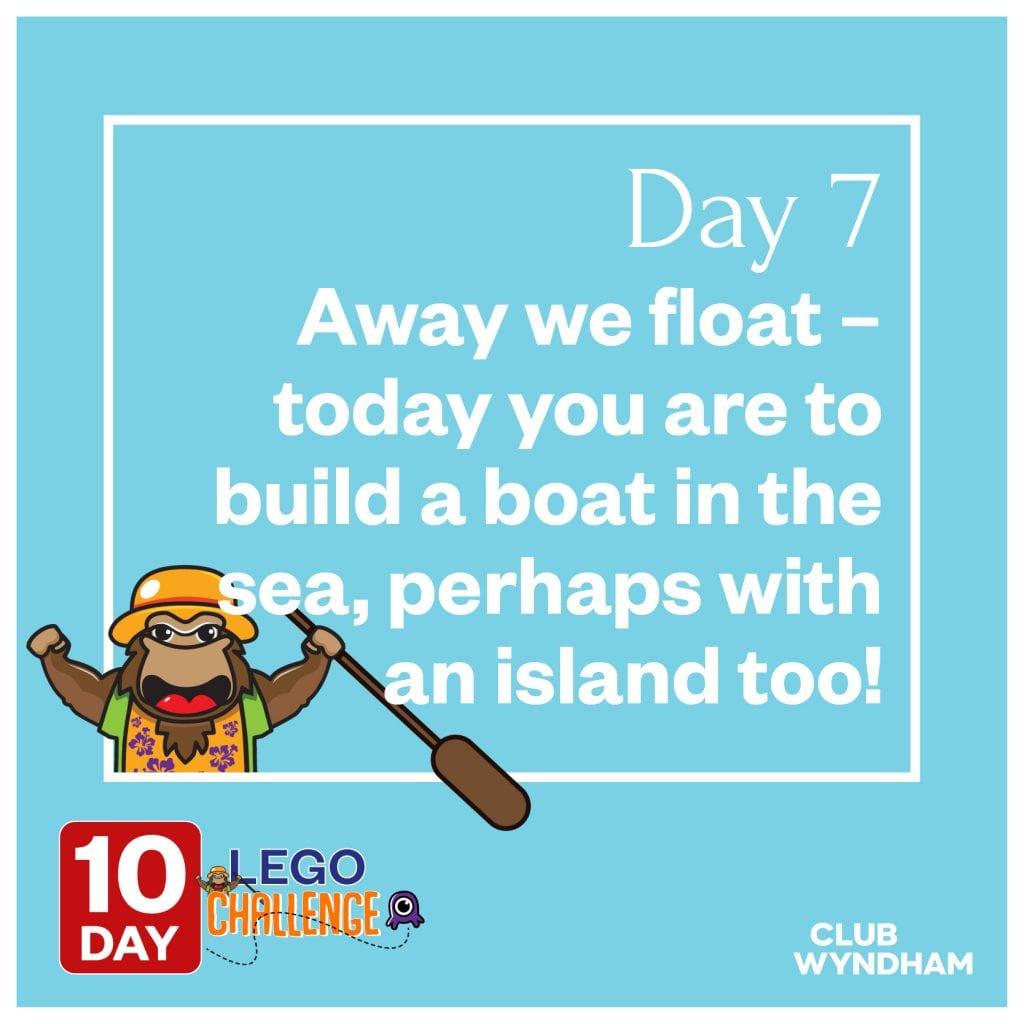 Lego Challenge Day 7